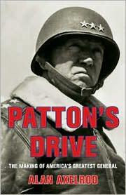 Patton's drive by Alan Axelrod