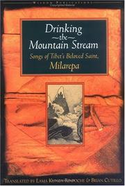 Cover of: Drinking the mountain stream