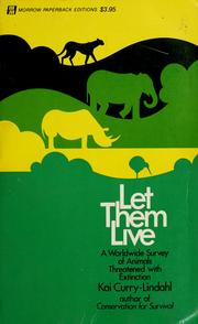 Let Them Live by Kai Curry-Lindahl