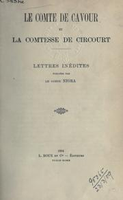 Cover of: Lettres inédites