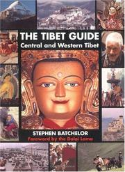 Cover of: The Tibet guide: central and western Tibet