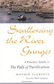 Cover of: Swallowing the river ganges