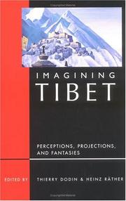Cover of: Imagining Tibet | Thierry Dodin