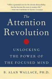 Cover of: The attention revolution |