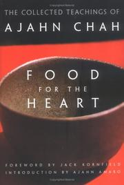 Cover of: Food for the Heart