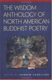 Cover of: The Wisdom anthology of North American Buddhist poetry