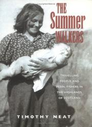 Cover of: summer walkers | Timothy Neat