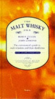 Cover of: The malt whisky file