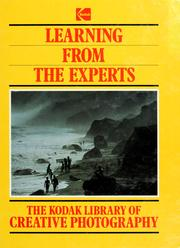 Cover of: Learning from the experts. |