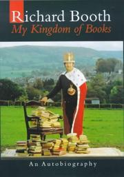 Cover of: My kingdom of books