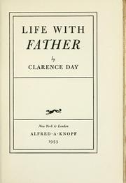 Life with father by Day, Clarence