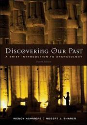 Cover of: Discovering Our Past | Wendy Ashmore