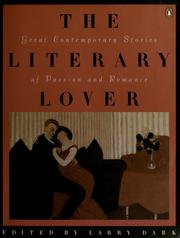 Cover of: The Literary lover | Larry Dark