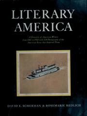 Cover of: Literary America