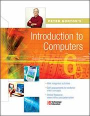 Cover of: Peter Norton's Intro to Computers 6/e