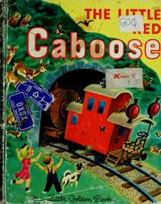 Cover of: The little red caboose | Marian Potter