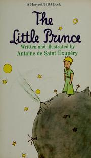 Cover of: Petit prince
