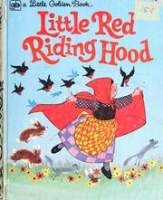 Cover of: Little Red Riding Hood | as told by Mabel Watts ; illustrated by Les Gray.
