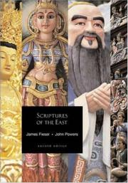 Cover of: Scriptures of the East with Free World Religions PowerWeb | James Fieser
