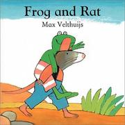 Cover of: Frog and Rat (Frog and Friends Board Books)