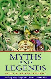 Cover of: The Kingfisher Book of Myths and Legends