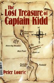 Cover of: The lost treasure of Captain Kidd | Peter Lourie