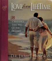 Cover of: Love for a lifetime | James C. Dobson