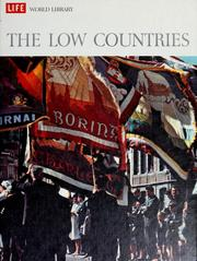 Cover of: The Low Countries | Eugene Rachlis