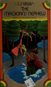 Cover of: The Magician's Nephew