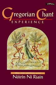 Cover of: Gregorian Chant Experience | Noirin Ni Riain