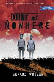 Cover of: Out of Nowhere