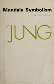 Cover of: Mandala symbolism. | Carl Gustav Jung