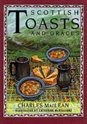 Cover of: Scottish toasts and graces