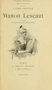 Αποτέλεσμα εικόνας για manon lescaut abbé prévost