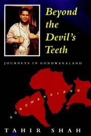Cover of: Beyond the Devil's Teeth: journeys in Gondwanaland