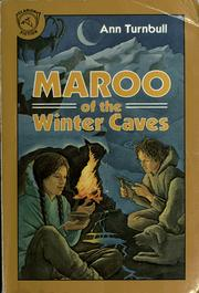 Cover of: Maroo of the winter caves | Ann Turnbull