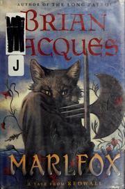 Cover of: Marlfox | Brian Jacques