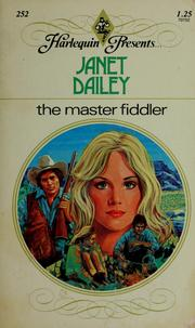 Cover of: The master fiddler | Janet Dailey.