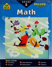 Cover of: Math. |