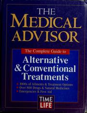 Cover of: The medical advisor |