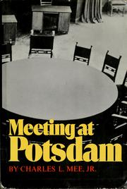 Cover of: Meeting at Potsdam | Charles L. Mee