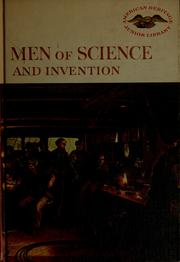 Cover of: Men of science and invention | Michael Blow