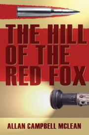 Cover of: The Hill of the Red Fox