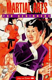 Cover of: Martial arts for beginners | Ron Sieh