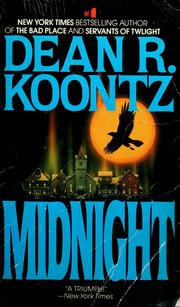 Cover of: Midnight | Dean R. Koontz