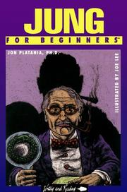 Cover of: Jung for Beginners (Writers and Readers Documentary Comic Book) | Jon Platania