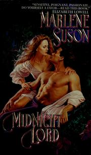 Cover of: Midnight lord | Marlene Suson