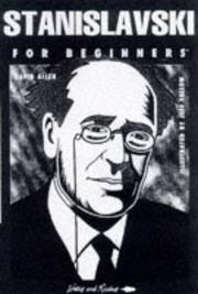 Cover of: Stanislavski for Beginners