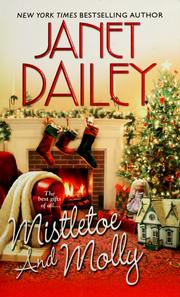 Cover of: Mistletoe and Molly | Janet Dailey.