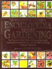 Cover of: Encyclopedia of Gardening (RHS)